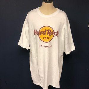 Hard Rock Cafe Louisville T Shirt NWT XL